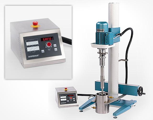 VMA DISPERMAT LC Testing equipment & measuring machinery